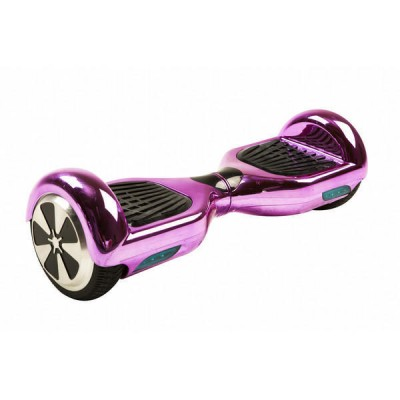 Cheap Hoverboard Drift Chrome Pink
